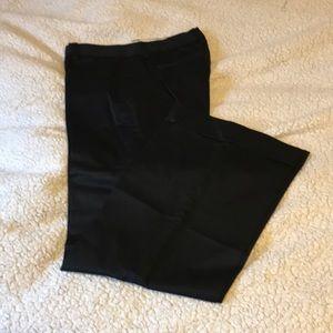 J Crew classic stretch cotton pants